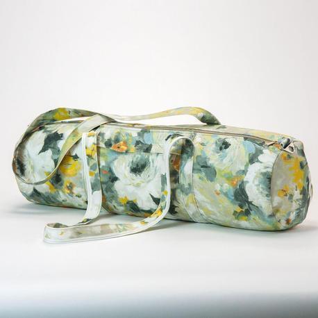 Plecaki zero waste z odpadów krawieckich, pracownia Dwa Borsuki