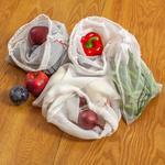 Jak szyjemy woreczki zero waste na zakupy