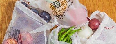 Opisujemy kro po kroku proces powstawiania naszych eko woreczków na warzywa i owoce